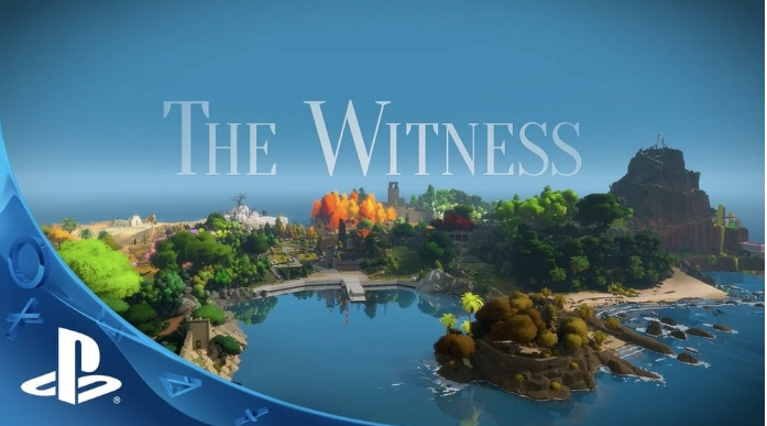 The Witness Game Image